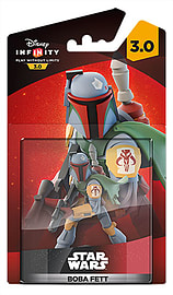 Boba Fett - Disney Infinity 3.0 Figure Toys and Gadgets