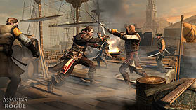 Assassin's Creed IV Black Flag & Assassin's Creed Rogue Double Pack screen shot 3