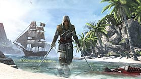 Assassin's Creed IV Black Flag & Assassin's Creed Rogue Double Pack screen shot 6