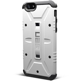 Urban Armor Gear Composite Case with Screen Protector Kit for iPhone 6 (4.7 Screen) - White/Black Mobile phones