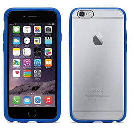Griffin Reveal Case For iPhone 6 (4.7) - Clear/Blue Mobile phones