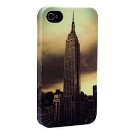 Venom Case for iPhone 4 iPhone 4S - Landmarks Empire State with FREE Screen Protector Mobile phones