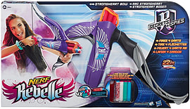 Nerf - Rebelle Stongheart Bow /toys Figurines and Sets