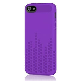 Incipio Frequency Soft Shell Case For iPhone 5 (Royal Purple) Mobile phones