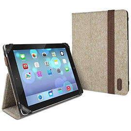 Cygnett Node Folio Case and Stand For iPad Air - Brown Tablet
