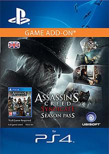 Assassin's Creed Syndicate Season Pass PlayStation 4