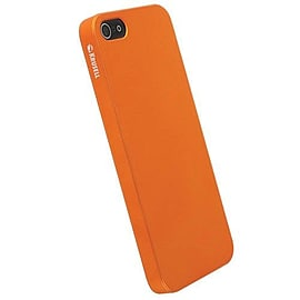 Krusell ColorCover Protective Case For iPhone 5 (Orange Metallic) Mobile phones