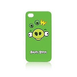 Angry Birds Case For iPhone 4/4S Officially Licenced By Gear4 (Green) Mobile phones