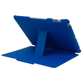 STM Grip Case & Stand For iPad 3 - Royal Blue Tablet