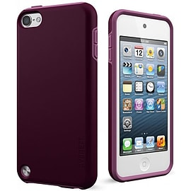 Cygnett PlayUp Two-Tone Case For iPod touch 5G (Purple) Audio