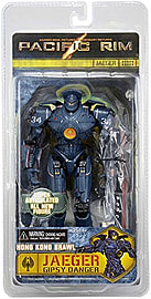 Pacific Rim 7 Inch Deluxe Figure Series 4 Gipsy Danger 2 Figurines and Sets