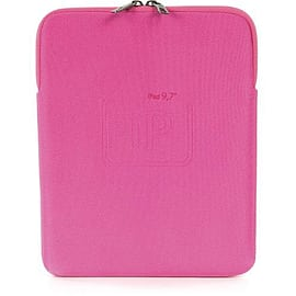 Tucano Second Skin Elements Sleeve For New iPad - Hot Pink Tablet