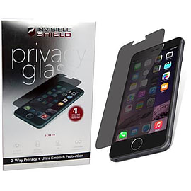 InvisibleShield Privacy Screen Display Protection for Apple iPhone 6 Mobile phones