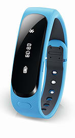 Huawei B1 TalkBand Bluetooth Headset Smartwatch for iOS/Android - Blue NEW Mobile phones