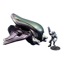 Halo Micro Ops Banshee 2 Elites Figurines and Sets