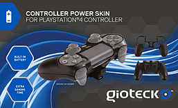 Controller Power Skin - Black screen shot 2