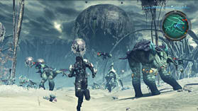 Xenoblade Chronicles X Limited Edition screen shot 2