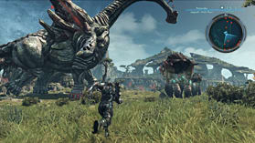 Xenoblade Chronicles X Limited Edition screen shot 3