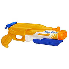 Nerf Super Soaker Double Drench Blaster Figurines and Sets