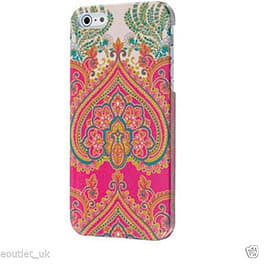 Accessorize Clip-On Hard Shell Case Cover for iPhone 5/5S - Girls Paisley Mobile phones