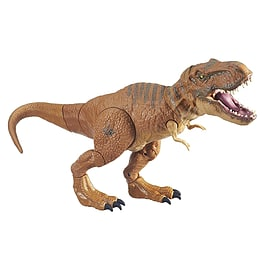 Jurassic World Stomp and Strike T Rex Figurines and Sets