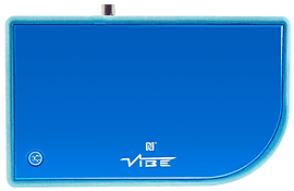 VIBE Audio FLI Curve 2 Portable Bluetooth NFC Speaker iPad iPhone HTC - Blue Audio