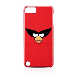 Gear4 Angry Birds Space Hard Clip-On Case Cover for iPod Touch 5th Generation - Red Bird Audio