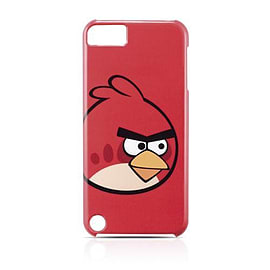 Gear4 Angry Birds Case for iPod Touch 5th Generation - Red Bird Audio