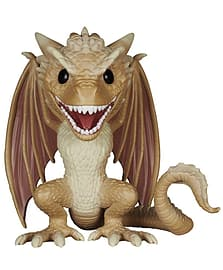 Pop Vinyl Got Viserion Dragon 15cm Figurines and Sets