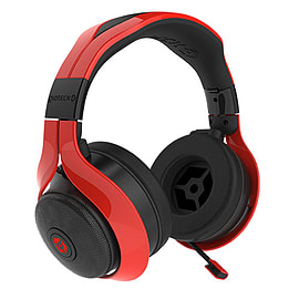FL-300 Bluetooth Stereo Headset - Red Red