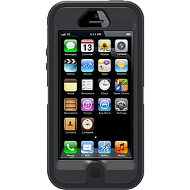 OtterBox Defender Series Cover for iPhone 5S - Black Mobile phones
