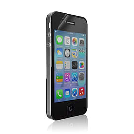 Tech21 Impact Shield Screen Protector with Self Heal for Apple iPhone 4/4S Mobile phones