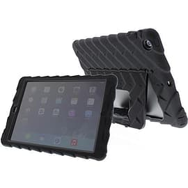 Gumdrop Cases Drop Tech Hideaway Tough Rugged Case For iPad Air - Black Tablet