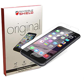 Zagg invisibleSHIELD Military Grade Anti Scratch Screen Protector For iPhone 6 4.7 - Clear Mobile phones