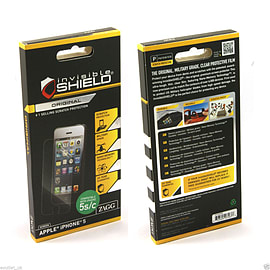 Zagg InvisibleSHIELD Screen Protector for iPhone 5 Mobile phones