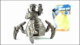 Doctor Who Wave 3: Skovox Blitzer - 3.75 Scale - Ages 5+ Figurines and Sets