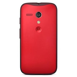 Genuine Motorola Moto G Grip Shell Case For Moto G 1st Gen - Red Mobile phones