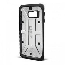 Genuine Urban Armor Gear UAG Rugged Case/Cover Samsung Galaxy S6 Edge CLEAR NEW Mobile phones