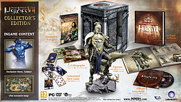 Heroes of Might & Magic VII - Collectors Edition PC Cover Art
