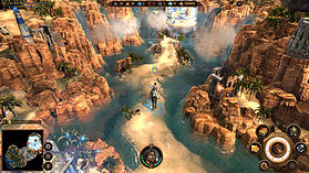 Heroes of Might & Magic VII - Collectors Edition screen shot 10