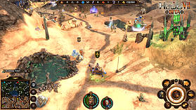 Heroes of Might & Magic VII - Collectors Edition screen shot 4