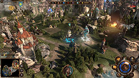 Heroes of Might & Magic VII - Collectors Edition screen shot 6