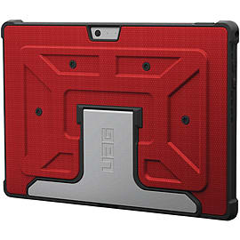 Urban Armor Gear UAG Composite Case & Stand For Microsoft Surface Pro 3 - Red/Black Tablet