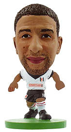 Soccerstarz - Fulham Adel Taarabt Home Kit (2014 Version) /figures Figurines and Sets
