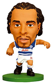 Soccerstarz - Qpr Benoit Assou-ekotto - Home Kit (2014 Version) /figures Figurines and Sets