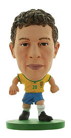 Soccerstarz - Brazil Bernard - Home Kit /figures Figurines and Sets