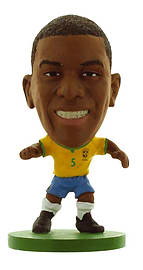 Soccerstarz - Brazil Fernando - Home Kit /figures Figurines and Sets
