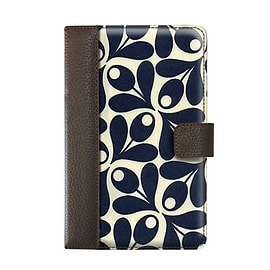 Orla Kiely Book Case For Kindle Fire Acorn Cup E-Readers