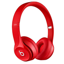 Beats By Dr. Dre - Solo Hd 2.0 Wireless On Ear Headphone - Red /audio Audio