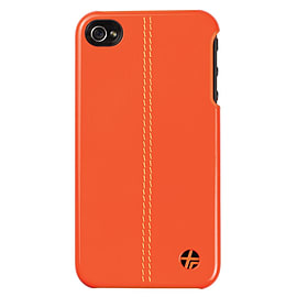 Trexta Snap On Classic iPhone 4 Orange Mobile phones